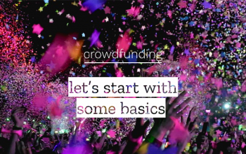 Crowdfunding – let's start with some basics